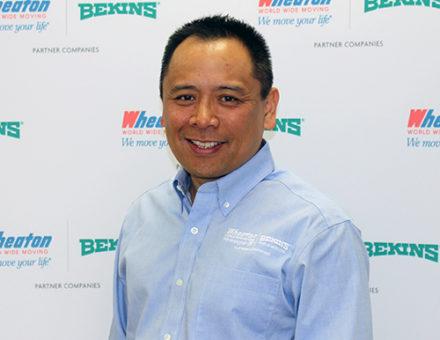 Vice President of Sales, Chris Banguis