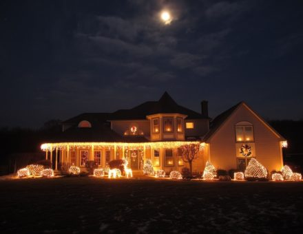 How to Safely Relocate Indoor and Outdoor Holiday Decor